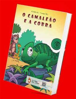 O Camaleão e a Cobra - António Pompílio