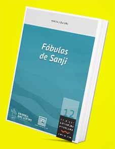 Fábulas de Sanji - António Jacinto